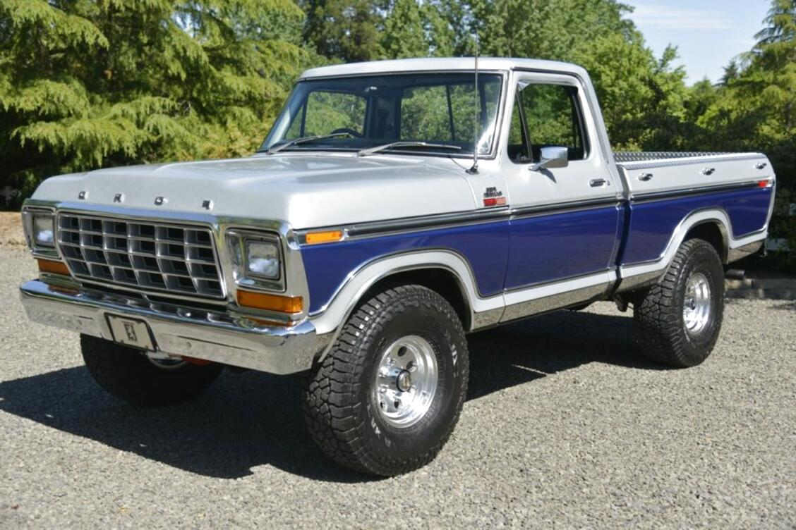 78 ford f150 for sale