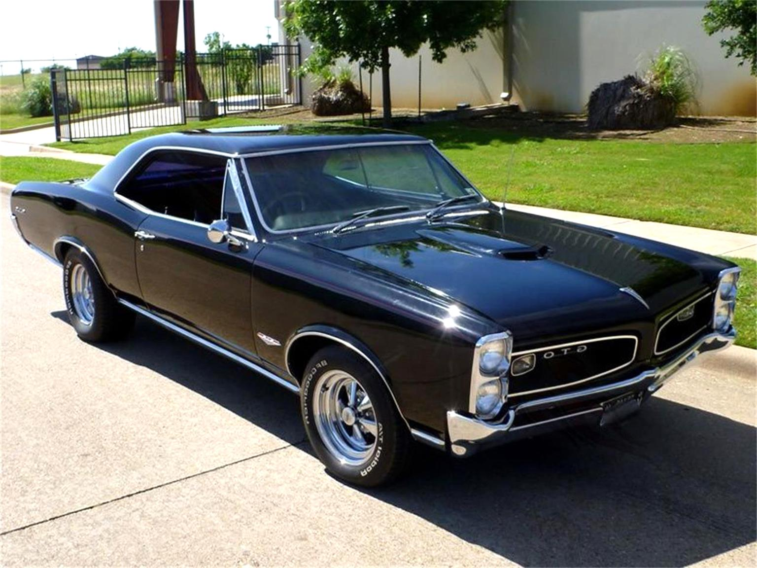 1966 Pontiac Gto For Sale Only 2 Left At 75