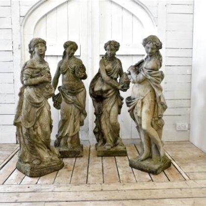 antique garden statuary for sale