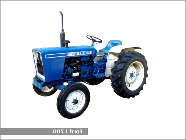 Ford 1700 Tractor for sale compared to CraigsList | Only 2 ...