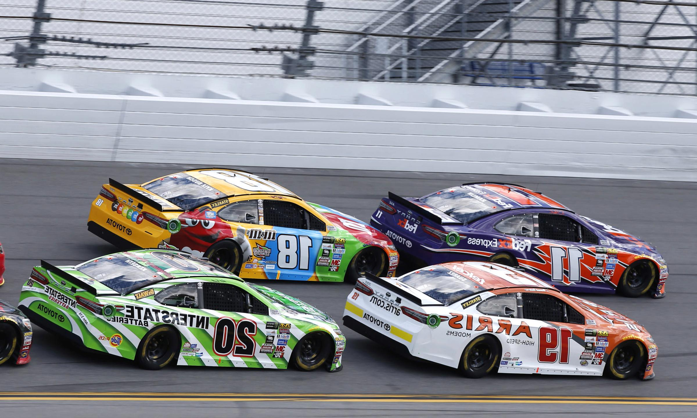 joe gibbs racing for sale