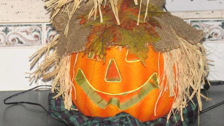 fiber optic halloween decoration for sale