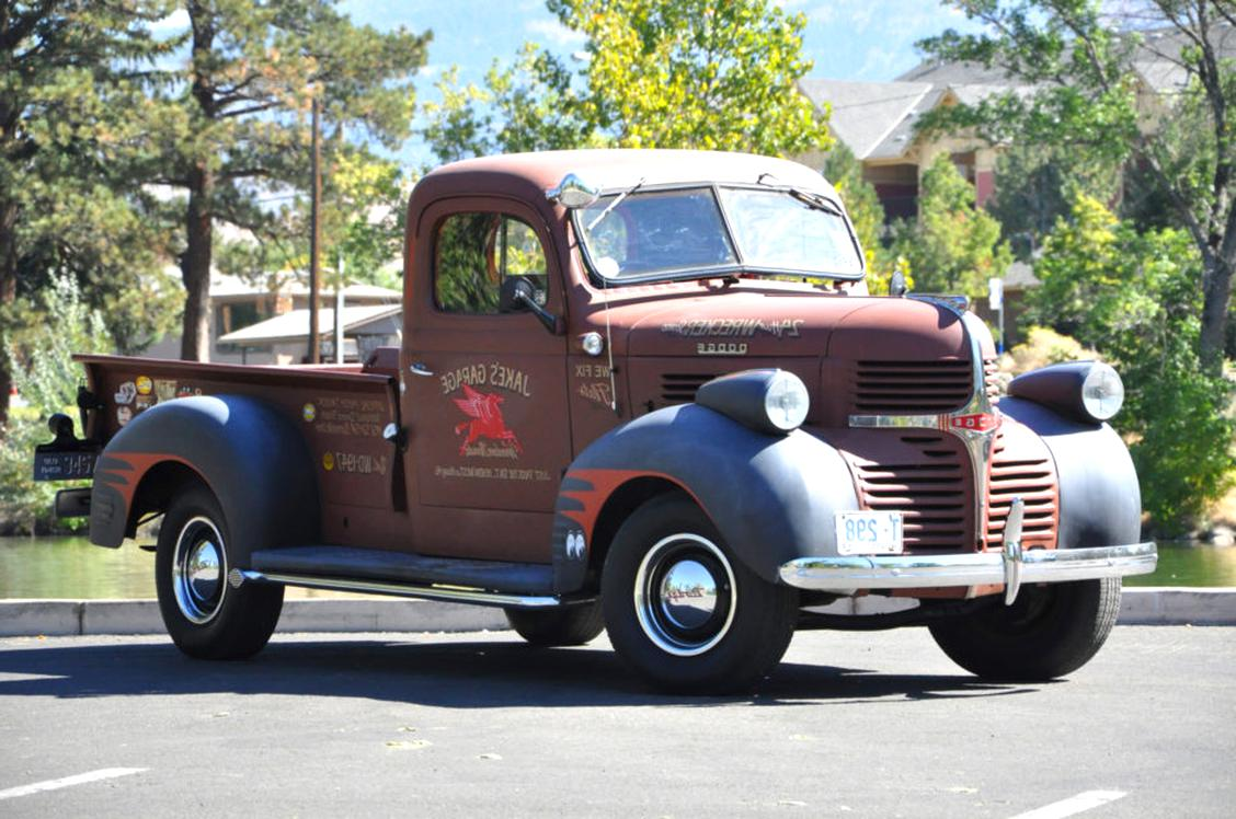 1939 To 1947 Dodge Pickup Truck Steel Gas Fuel Tank 18 Gallon 39dp T