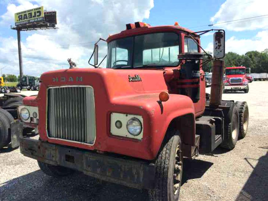 mack r600 for sale