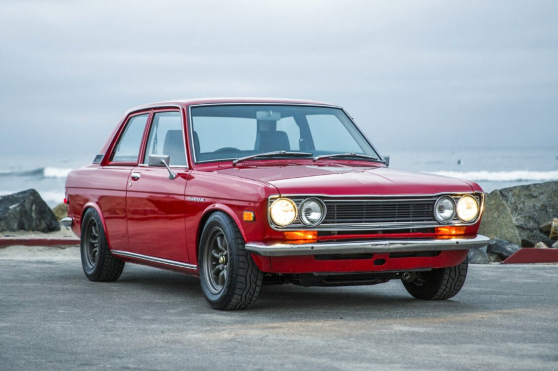 Datsun 510 for sale compared to CraigsList | Only 3 left ...