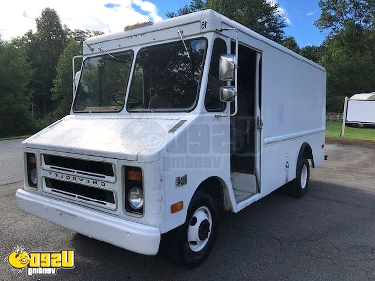 chevy step van for sale