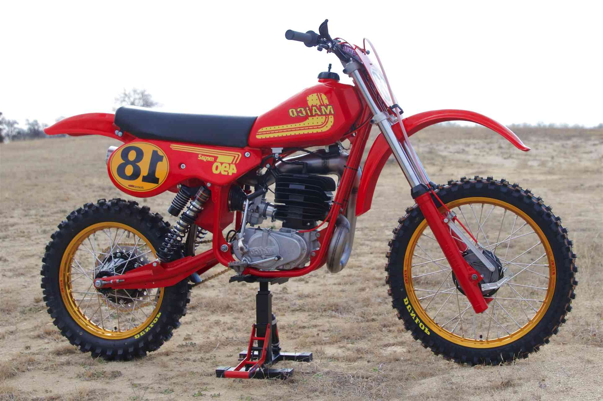 Maico Motorcycles For Sale Only 4 Left At 70