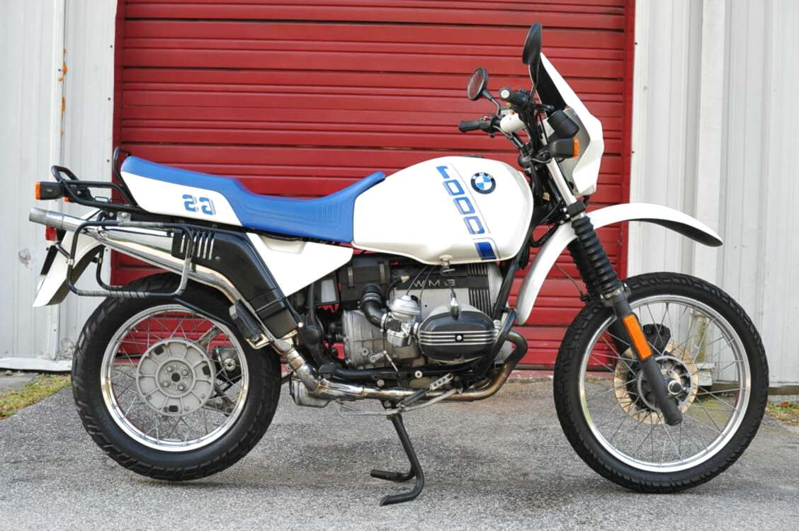 Bmw R100gs for sale   Only 3 left at -75%