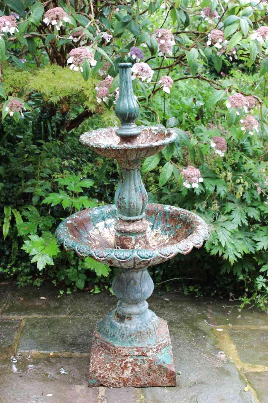 antique garden fountains for sale