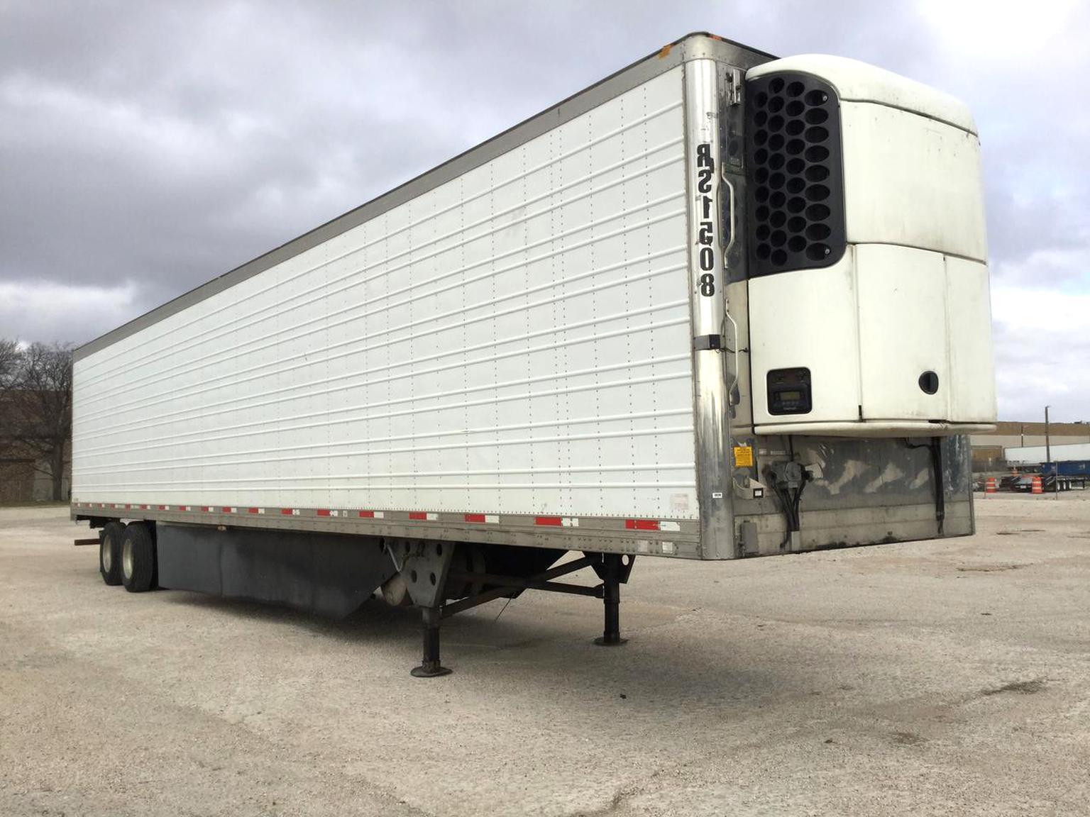 reefer trailer for sale