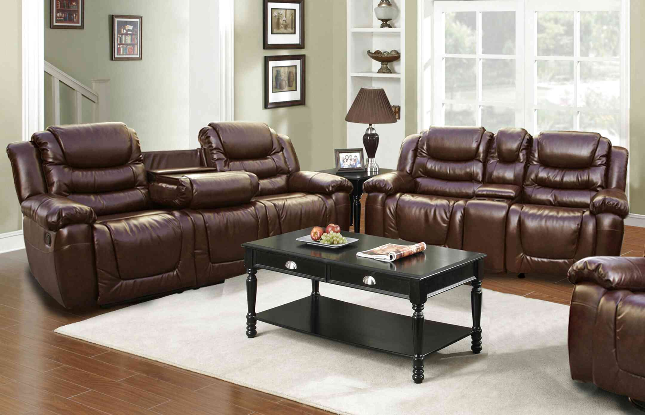 2 piece living room couch set for sale