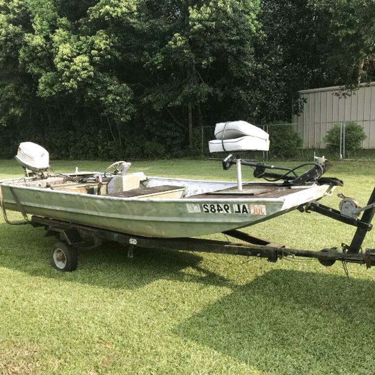 flat bottom boats for sale