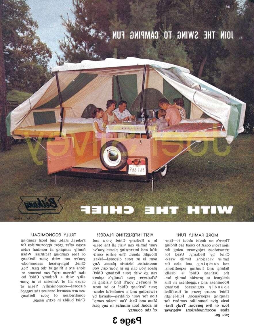 pop tent trailer for sale