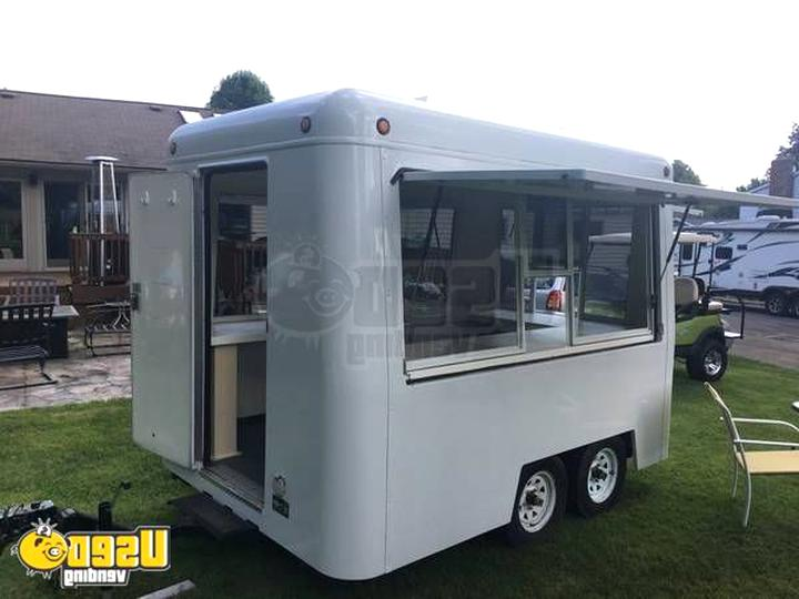 Concession Trailer For Sale Only 2 Left At 60