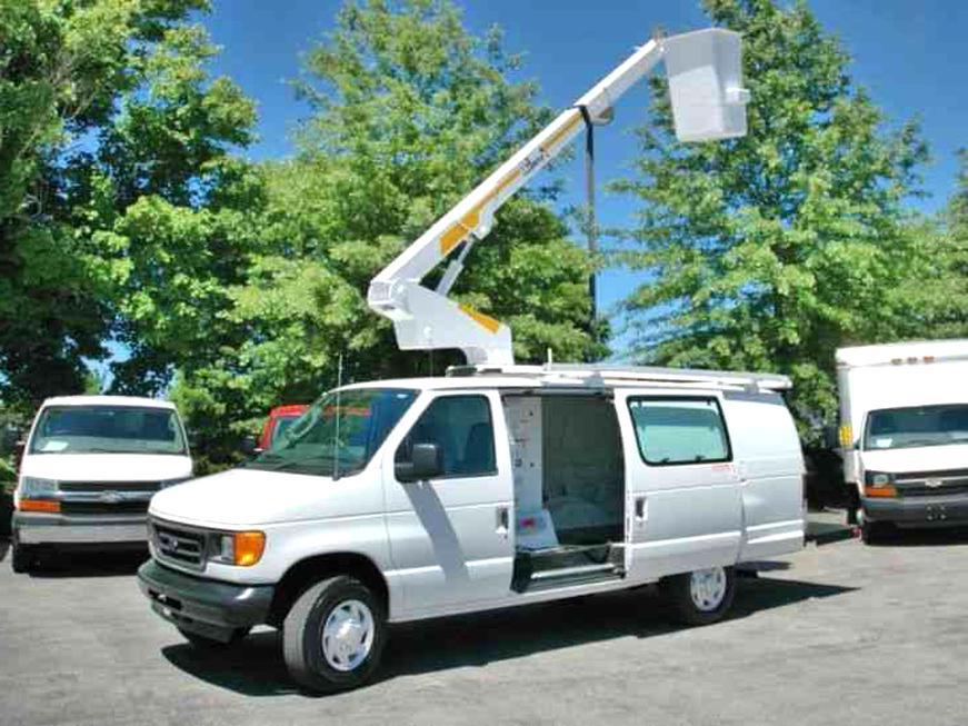 Bucket Van for sale   Only 2 left at -75%
