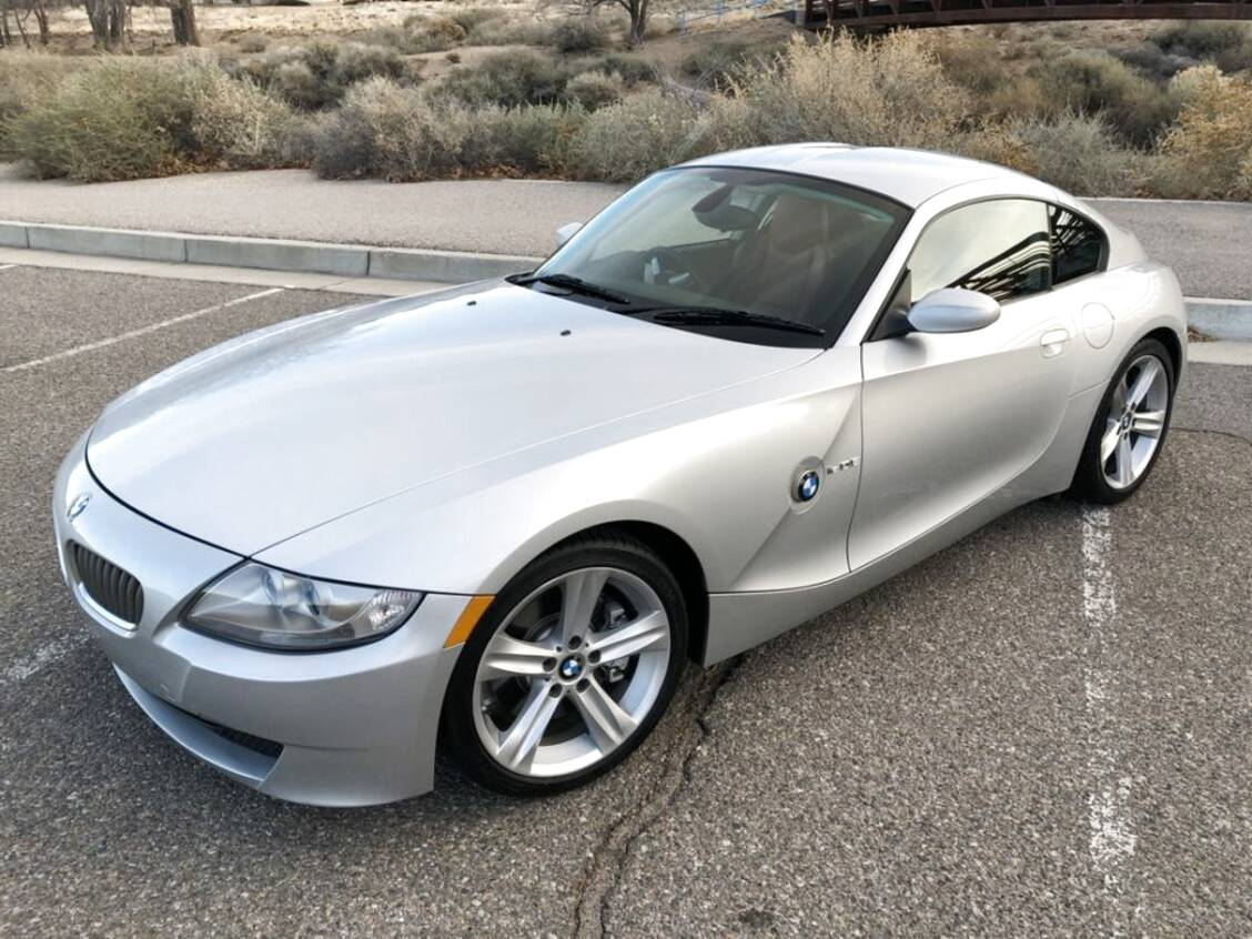 z4 coupe for sale