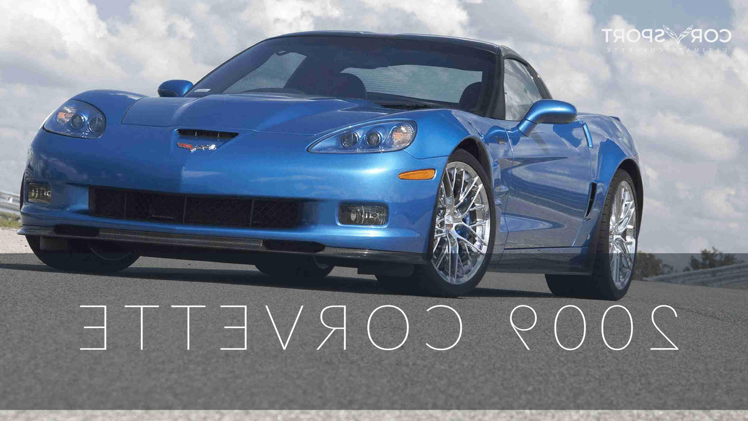2009 c6 corvette for sale