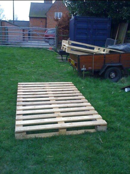 extra large pallet for sale