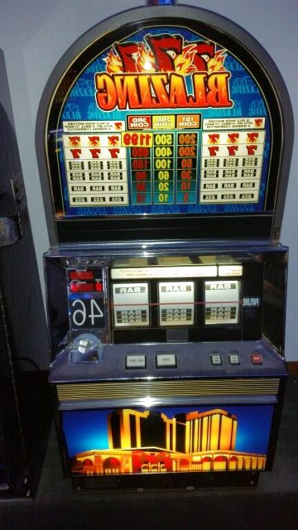 Blazing 7 Slot Machine For Sale Only 4 Left At 75