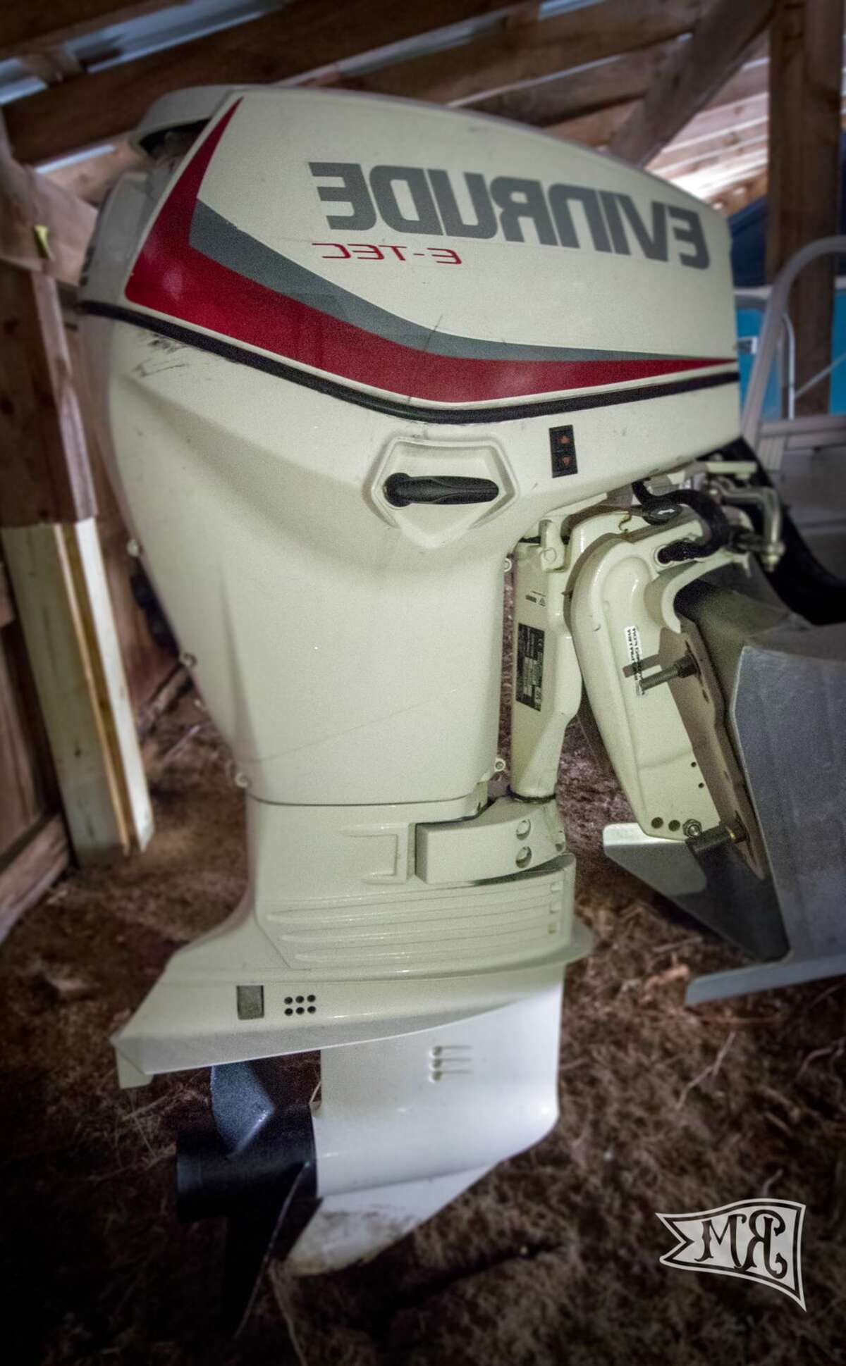 50 hp evinrude for sale
