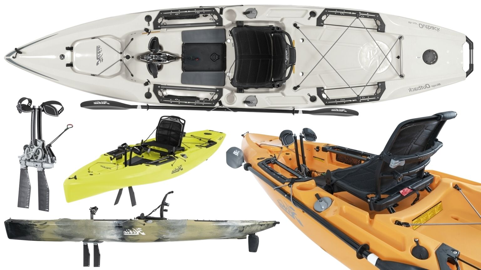hobie outback for sale