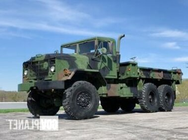 5 Ton Military Truck for sale | Only 2 left at -70%