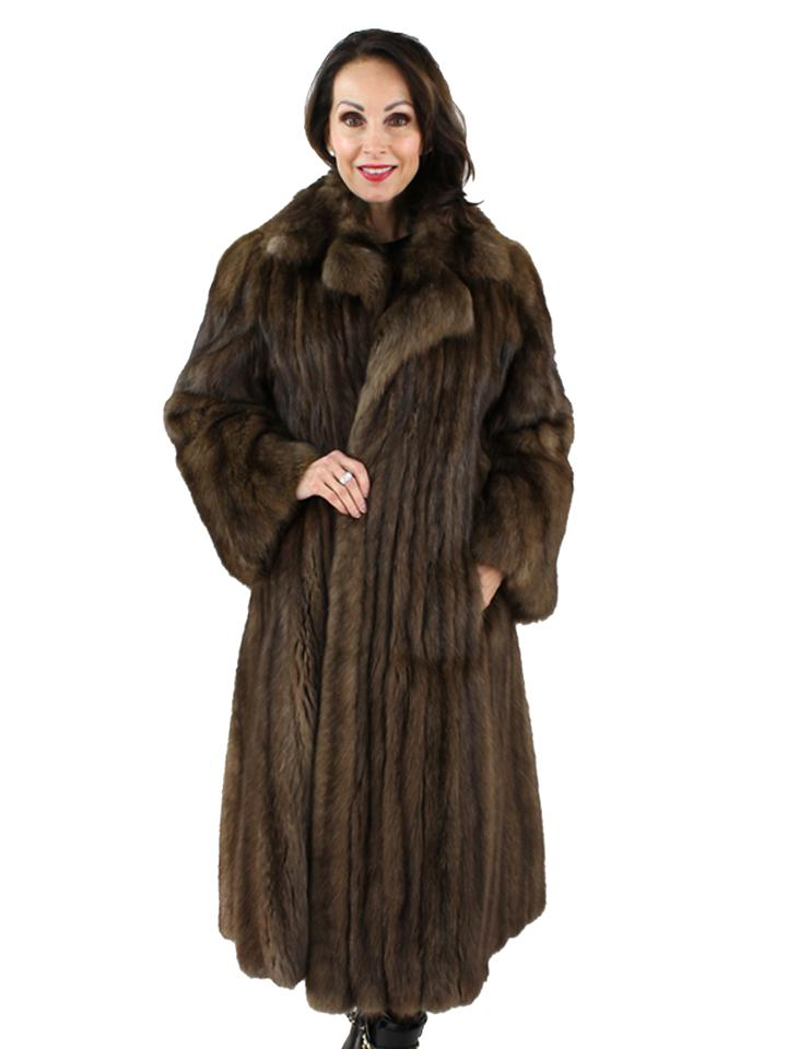 sable coat for sale