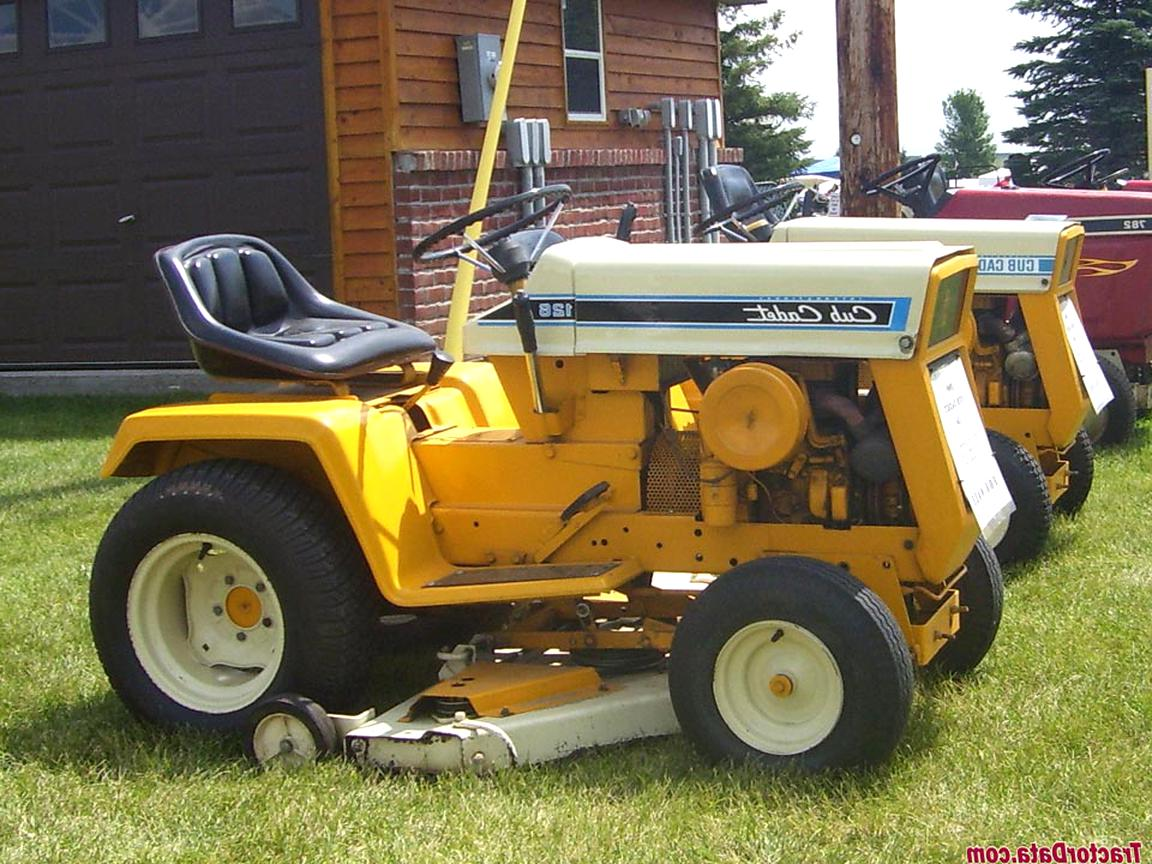 cub cadet 126 for sale