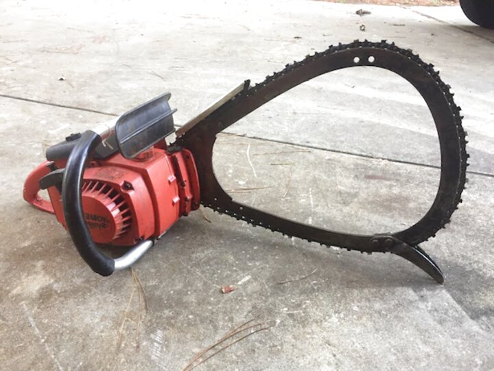 bow chainsaw for sale