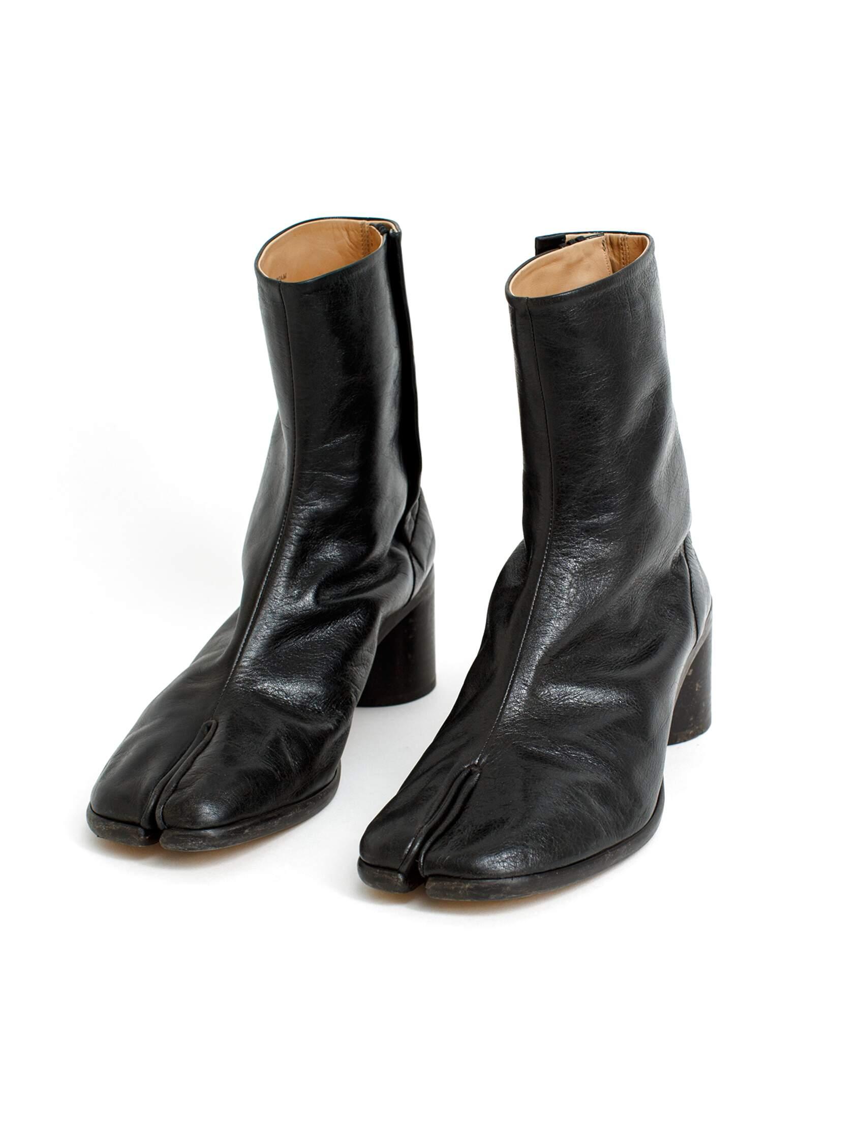 margiela tabi boots for sale