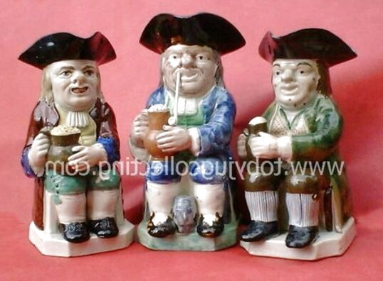 antique toby jugs for sale