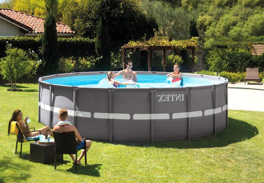 intex ultra frame pool for sale