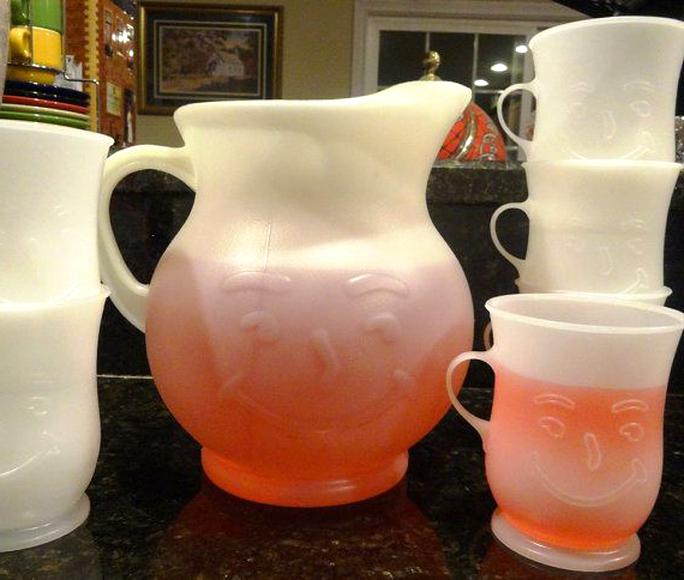 kool aid pitcher cups for sale