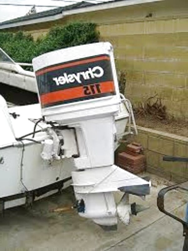 chrysler outboard for sale