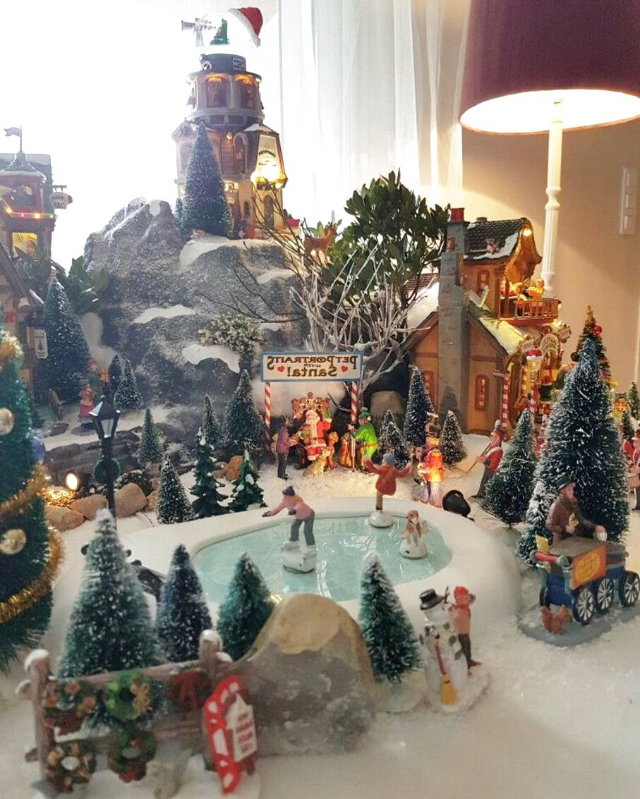 Lemax Christmas.Lemax Christmas Village