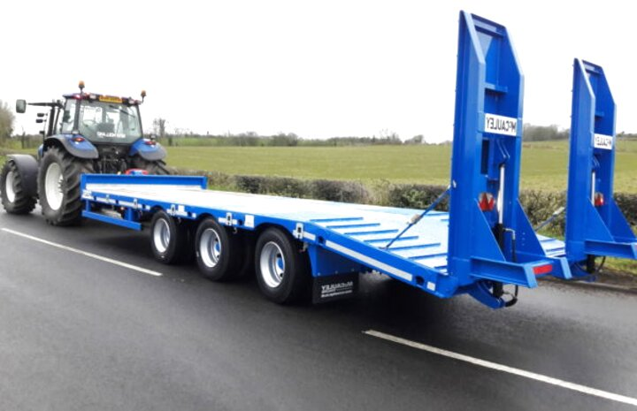 low loader trailers for sale