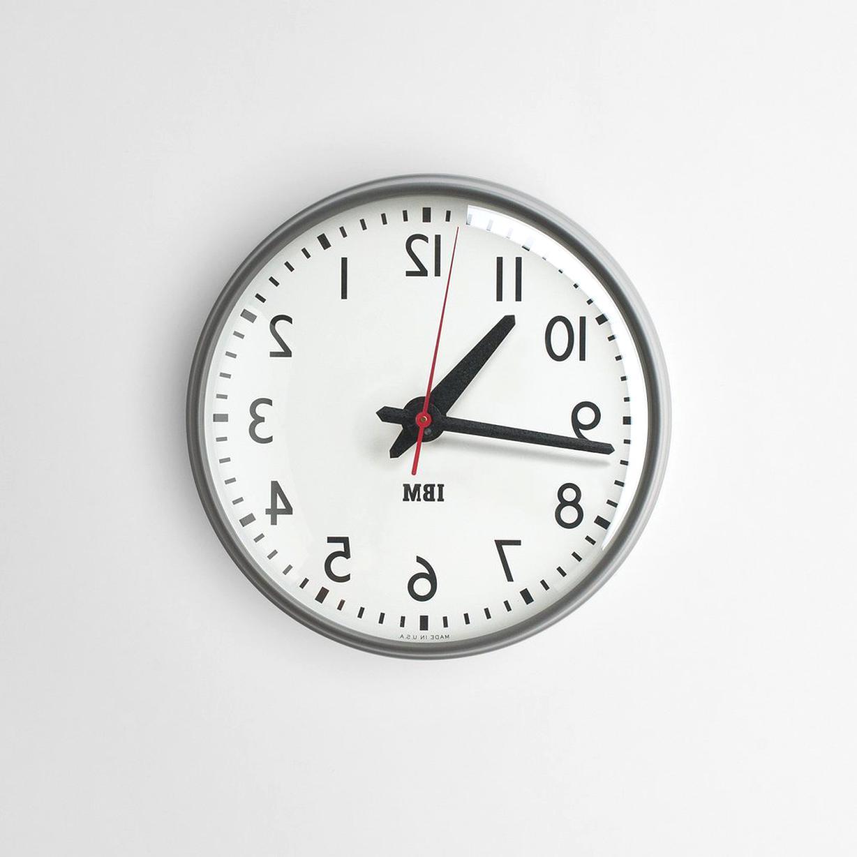 ibm clock for sale