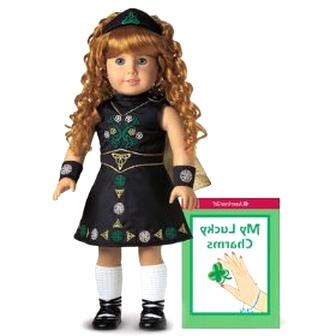 american girl irish dance for sale