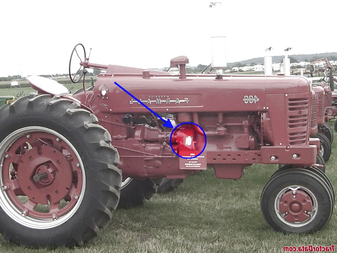 400 farmall tractor for sale