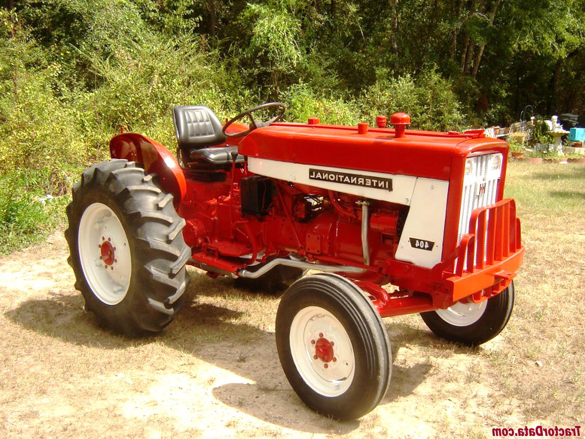 international 404 tractor for sale