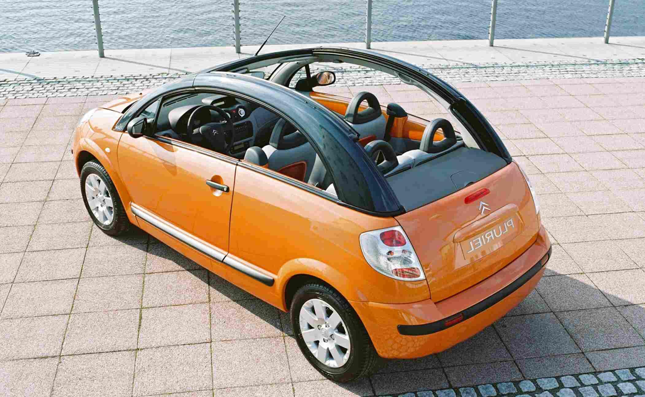 2003-2010 Telo di Protezione per Auto per Citroen C3 Pluriel Road Club