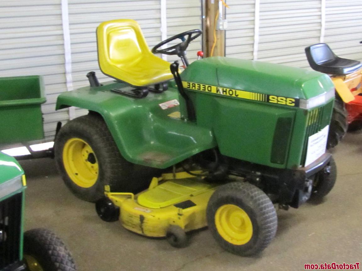 John Deere 332 Garden Tractor Craigslist - Garden Ftempo