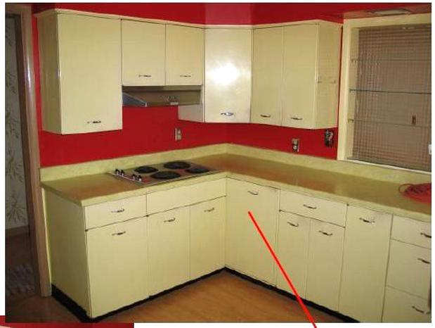 Metal Kitchen Cabinets for sale   Only 4 left at -75%