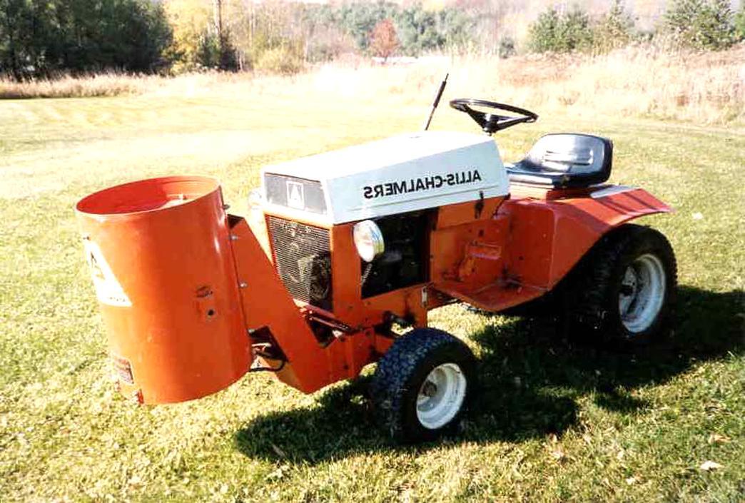 gilson mower for sale