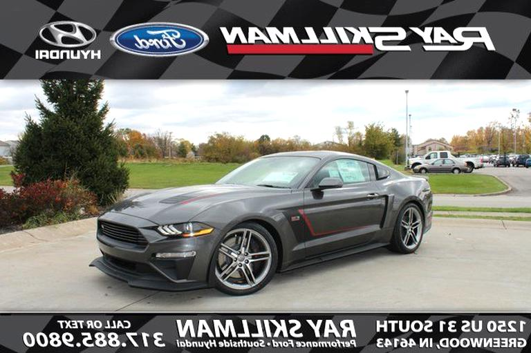 ford mustang roush for sale