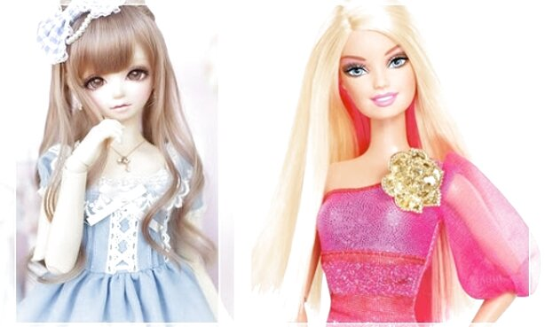 jointed barbie dolls for sale