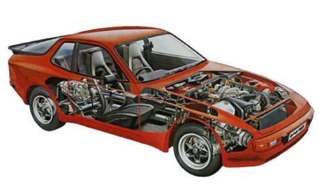 Porsche 944 Parts >> Porsche 944 Parts