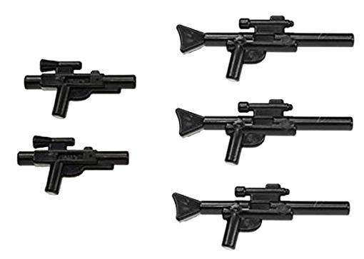 star wars lego guns for sale
