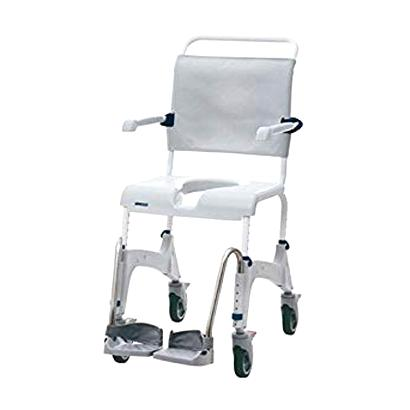 commode chair aquatec for sale