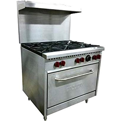 gas stove vulcan for sale